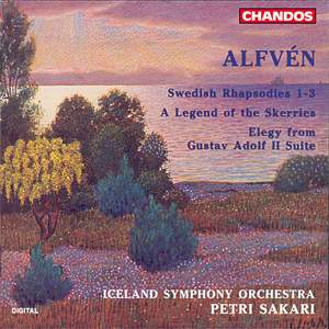 Alfven: Swedish Rhapsodies