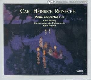 Reinecke: Piano Concertos Nos. 1-4