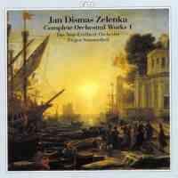 Zelenka - Complete Orchestral Works