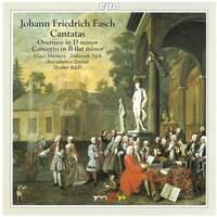 Johann Friedrich Fasch: Cantatas