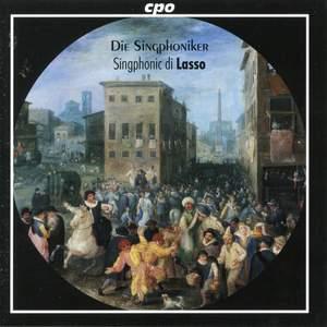 Lasso: Lieder, Chansons & Madrigals