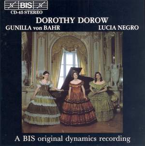 Dorothy Durow sings works by Adam, Rousell and other composers