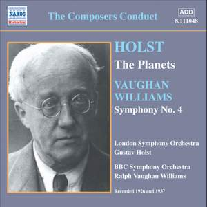 The Composers Conduct - Holst / Vaughan Williams