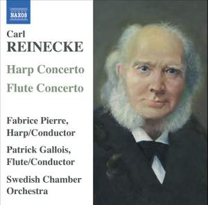 Reinecke - Harp Concerto & Flute Concerto Product Image