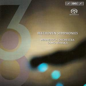 Beethoven - Symphonies Nos. 3 & 8 Product Image