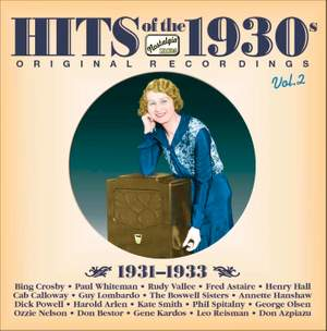 Hits of the 1930s Volume 2 (1931-1933)