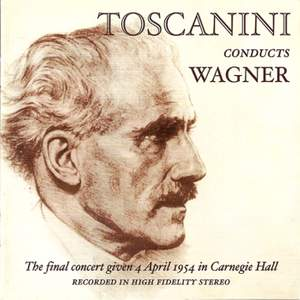 Toscanini conducts Wagner Product Image