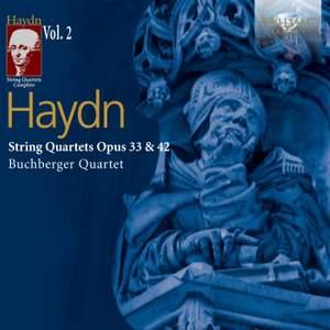 Haydn - String Quartets Volume 2