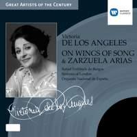 Victoria De Los Angeles - On Wings of Song
