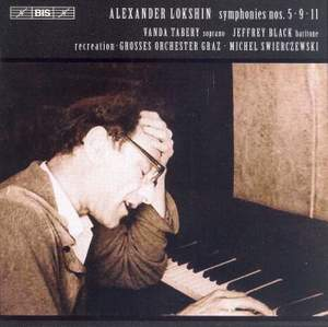 Lokshin - Symphonies Nos. 5, 9 & 11
