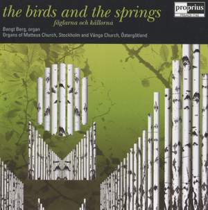 The Birds and the Springs Product Image