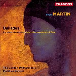 Frank Martin: Ballades