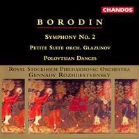 Borodin: Symphony No. 2 in B minor, etc.