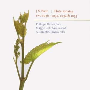 J S Bach - Flute Sonatas