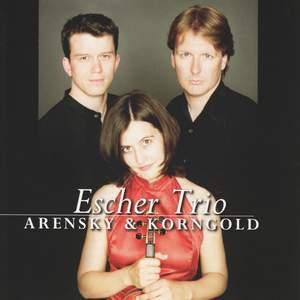 Piano Trios - Arensky & Korngold
