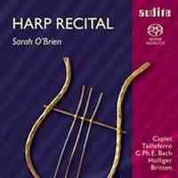 Sarah O' Brien - Harp Recital