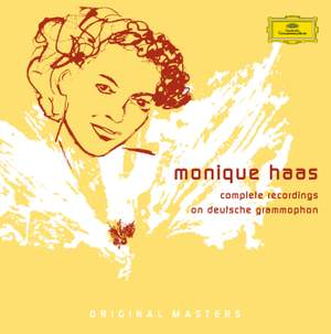 Monique Haas - Complete Recordings on Deutsche Grammophon