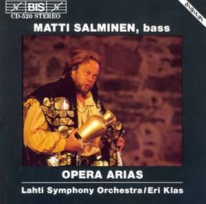 Matti Salminen: Opera Arias