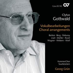 Choral arrangements by Clytus Gottwald