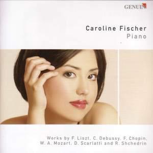 Piano Works played by Caroline Fischer