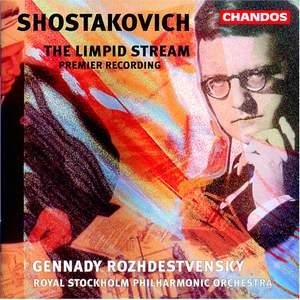 Shostakovich: The Limpid Stream, Op. 39