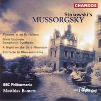 Pictures at an Exhibition and other works (orchestrated by Leopold Stokowski)