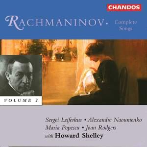 Rachmaninov: Songs, Vol. 2