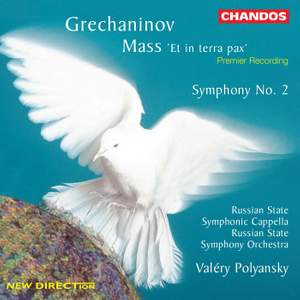 Grechaninov: Symphony No. 2 & Mass 'Et in terra pax' Product Image