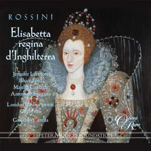 Rossini: Elisabetta regina d'Inghilterra