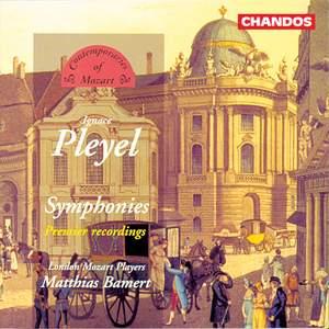 Contemporaries of Mozart - Ignaz Pleyel