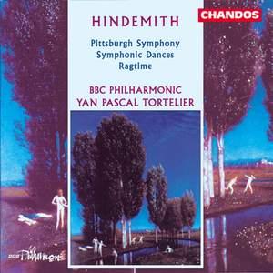 Hindemith: Symphonic Dances, etc.