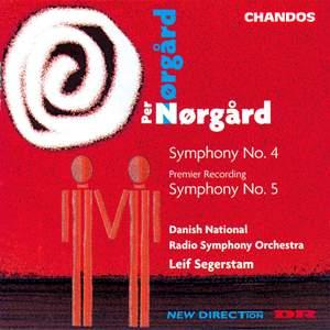 Per Nørgård: Symphonies Nos. 4 & 5