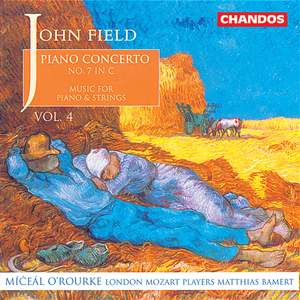 John Field: Piano Concerto No. 7 & other music for piano and strings