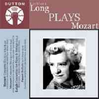 Kathleen Long plays Mozart
