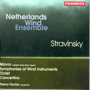 Stravinsky: Netherlands Wind Ensemble