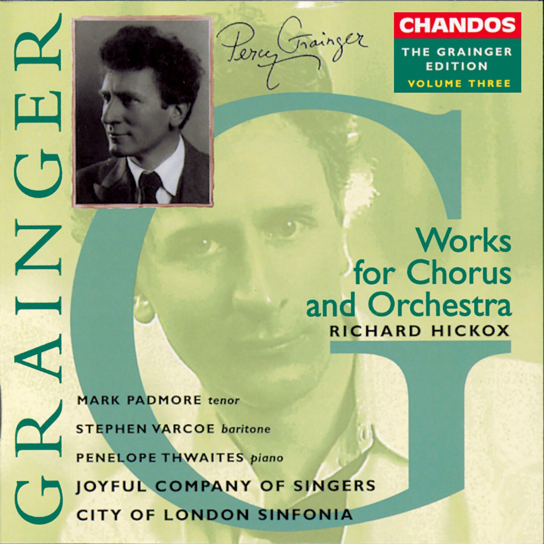 The Grainger Edition Volume 3