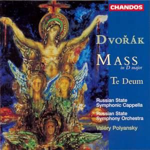 Dvorak - Mass in D Major & Te Deum