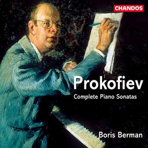 Prokofiev - Complete Piano Sonatas Product Image