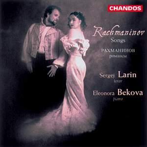 Rachmaninov: Songs for Tenor