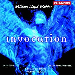 William Lloyd Webber - Invocation Product Image