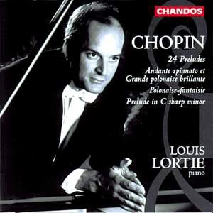 Chopin: Preludes, Andante spianato & Grande Polonaise, Polonaise No. 7