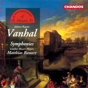 Contemporaries of Mozart - Johann Baptist Vanhal