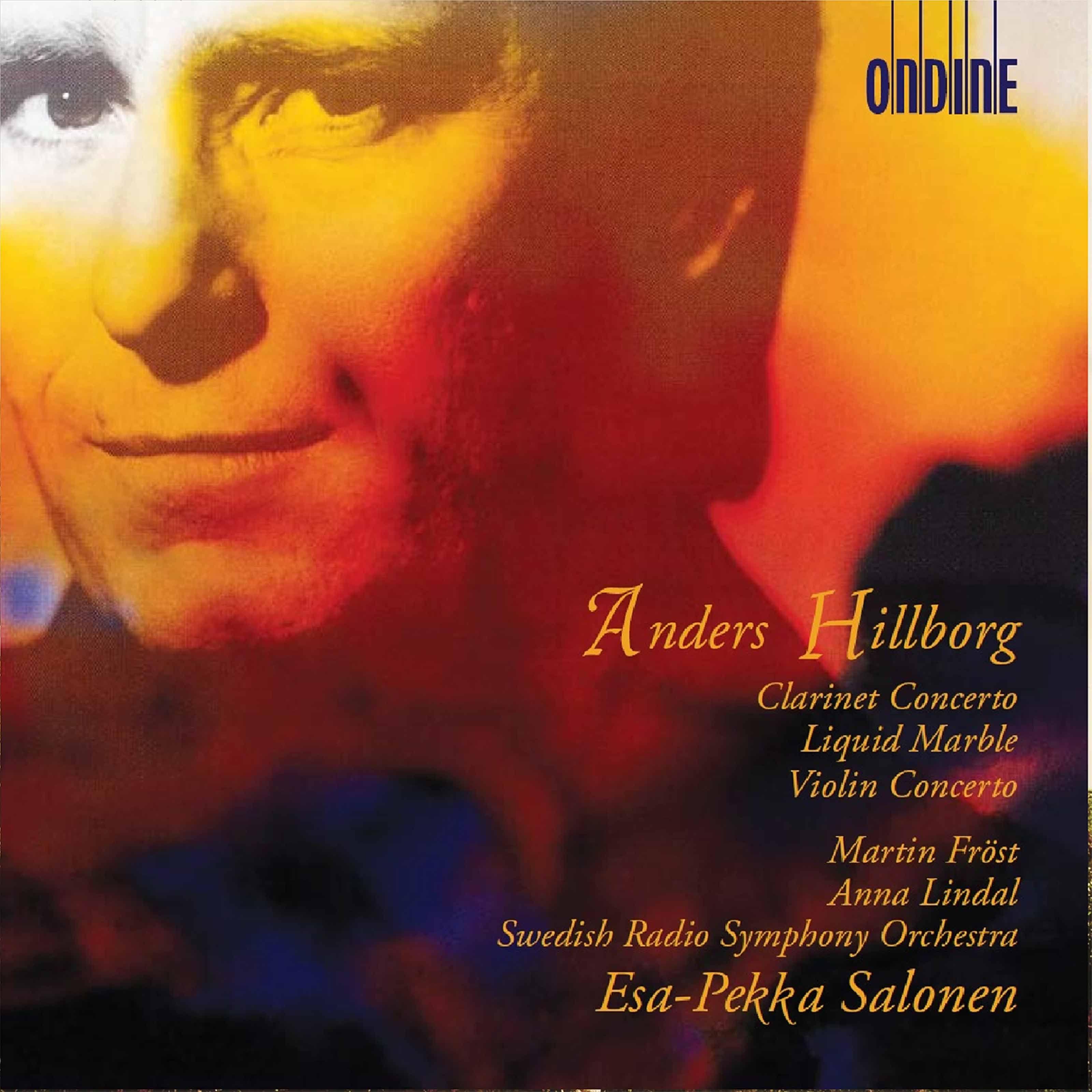 Hillborg: Clarinet Concerto
