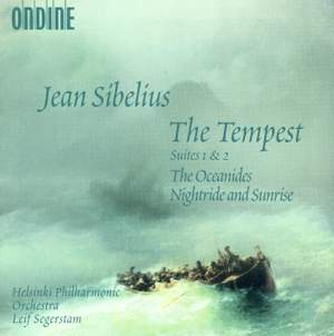 Sibelius: The Tempest Suites Nos. 1 & 2