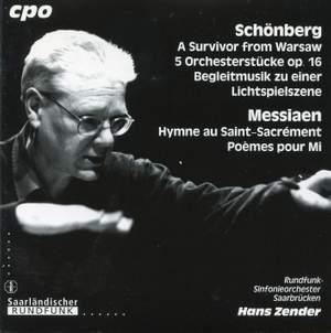 Schoenberg: A Survivor from Warsaw, Op. 46, etc.