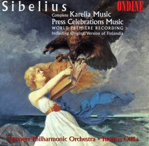 Sibelius: Karelia Music & Press Celebrations Music