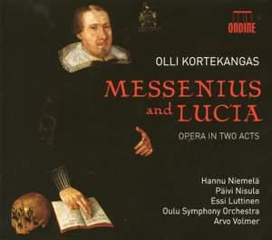Kortekangas: Messenius and Lucia
