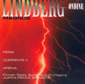 Lindberg, M: Feria (1995-97), etc.