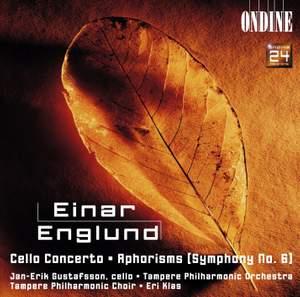 Englund: Cello Concerto & Aphorisms Product Image