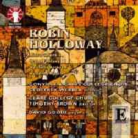 Holloway: Choral Music